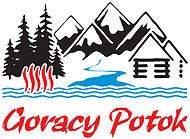 Gorący potok Zakopane logo