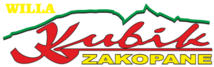 Willa Kubik Zakopane logo